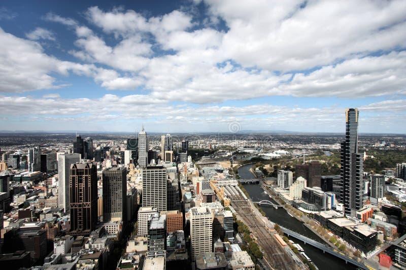 Melbourne stock photo