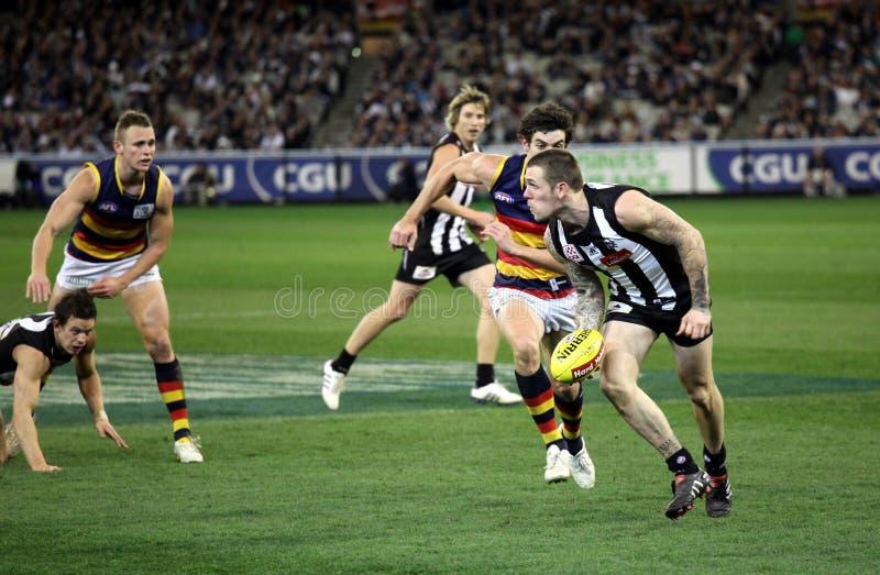 MELBOURNE - AGOSTO 21: imagens de stock royalty free
