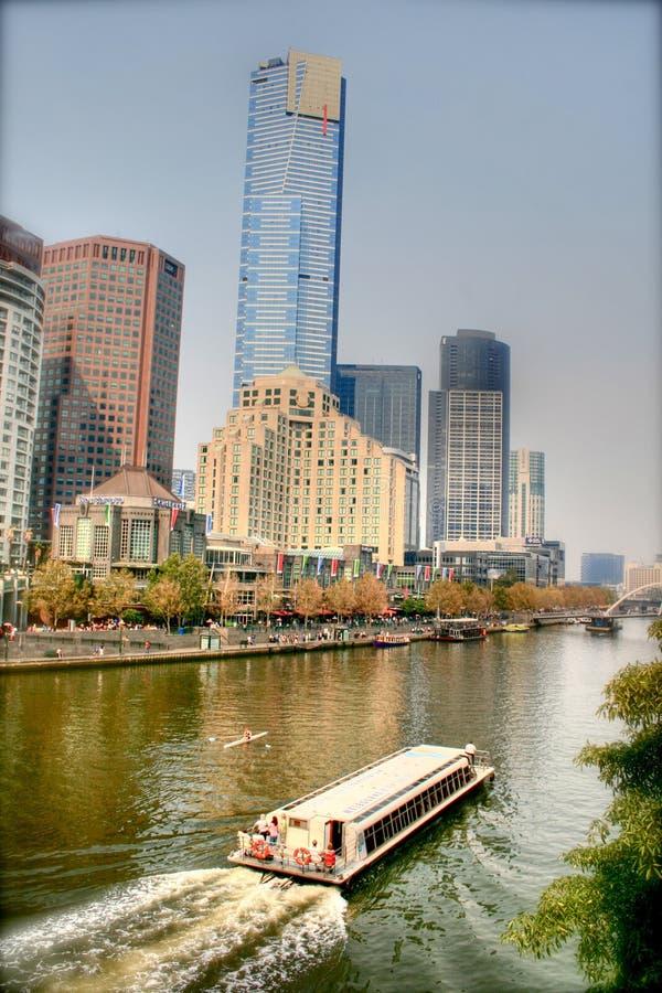 Melbourne, Australia imagenes de archivo