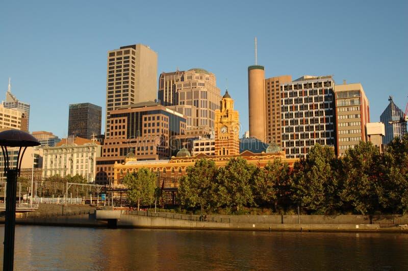Melbourne, Australia (III) royalty free stock image