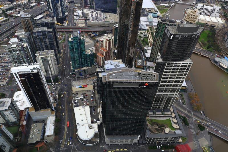 Melbourne, Australia royalty free stock photography