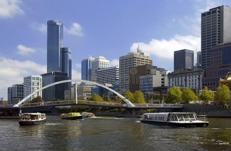 Melbourne - Australien lizenzfreie stockbilder