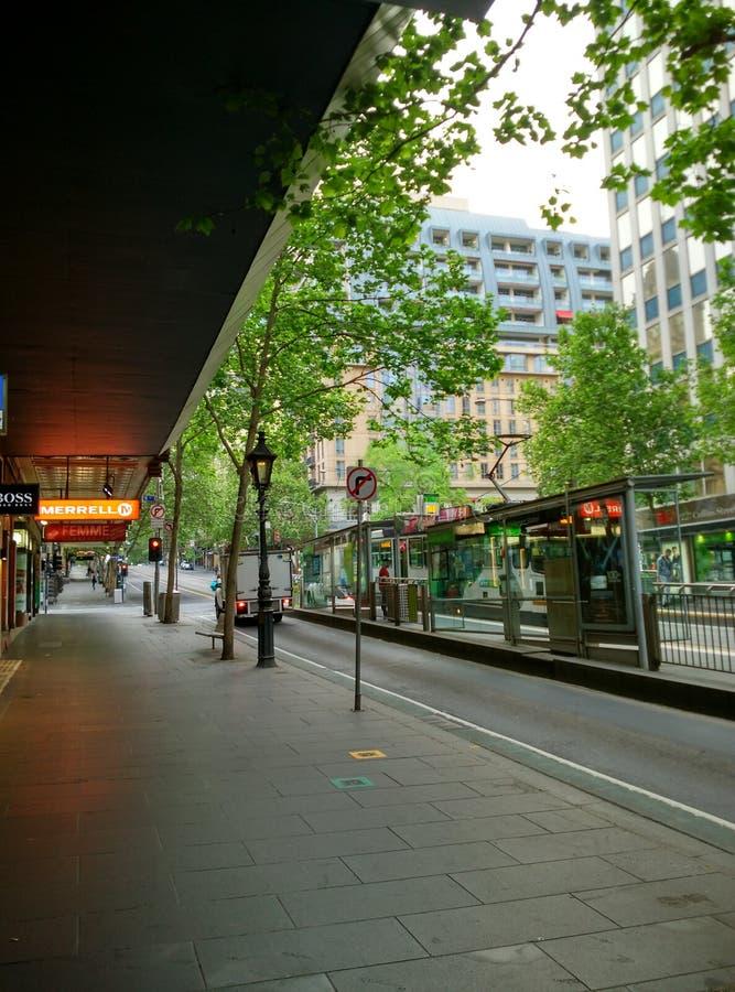 Melbourne, Australien stockfotos