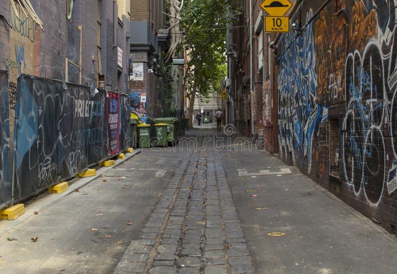 Melbourne konstnärlig Vibes fotografering för bildbyråer