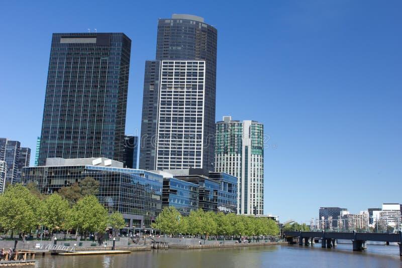 Download Melbourne Miasto obraz stock. Obraz złożonej z miastowy - 27119723