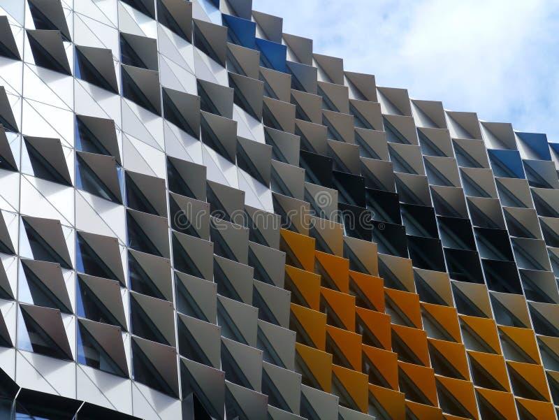 Melbourne miasto w Wiktoria w Australia obrazy royalty free
