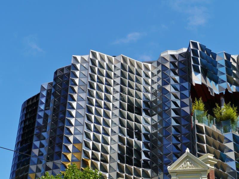 Melbourne miasto w Wiktoria w Australia fotografia royalty free