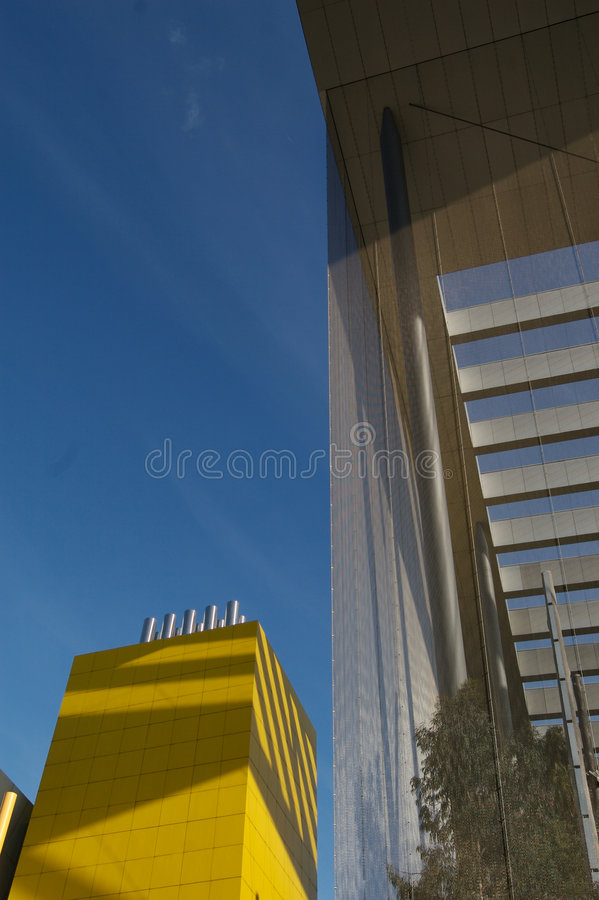 Melbourne-Museum stockfoto