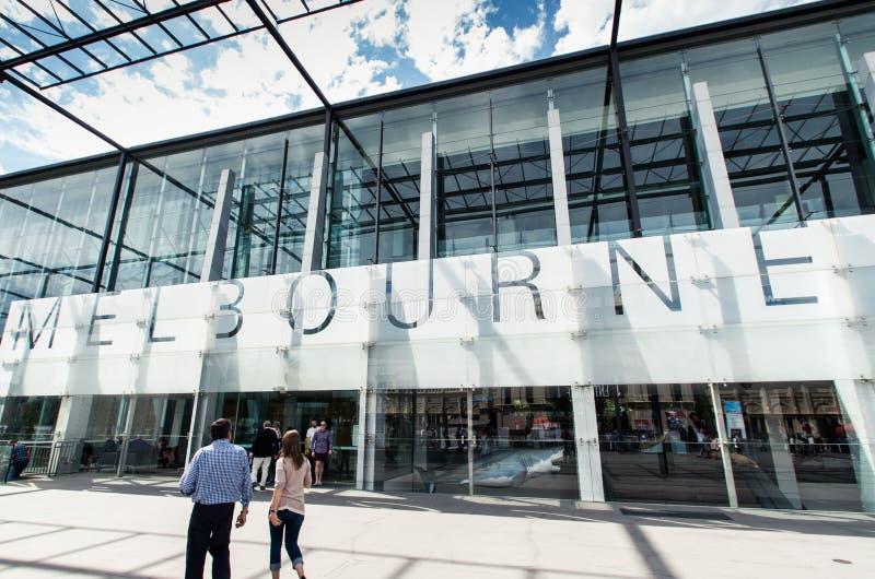 Melbourne-Museum lizenzfreies stockfoto