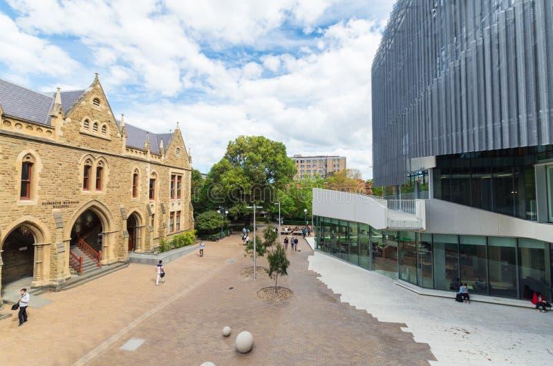 Melbourne-Schule des Designs an der Universität von Melbourne stockfoto
