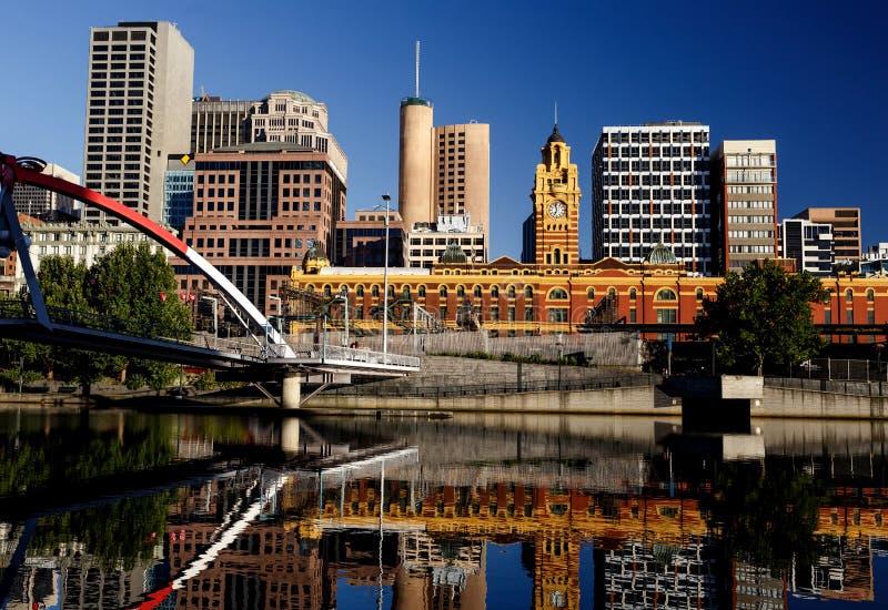 Melbourne, Victoria, Australien stockfoto