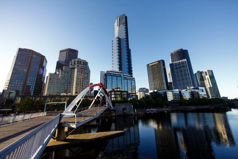 Melbourne, Wiktoria, Australia fotografia stock