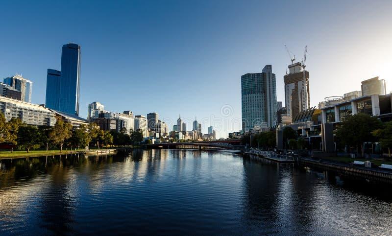 Melbourne, Wiktoria, Australia zdjęcie royalty free