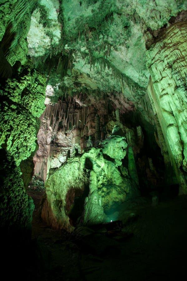 Meledony Höhle lizenzfreie stockfotografie