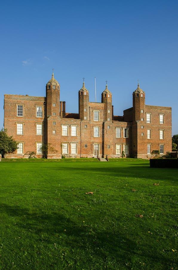 Melford Hall obraz royalty free
