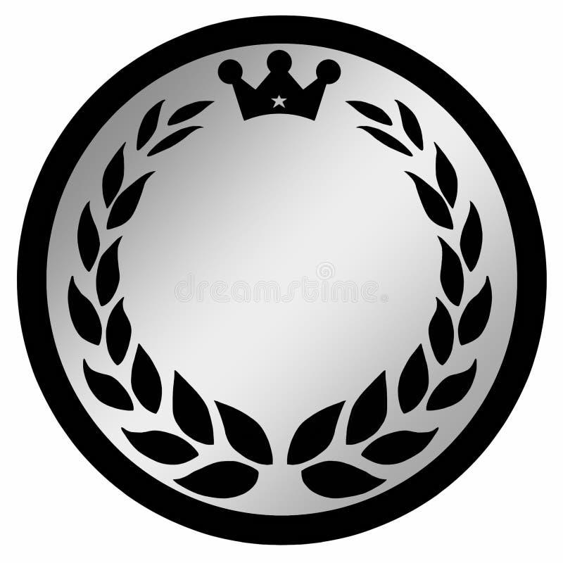 A melhor etiqueta imagem de stock royalty free