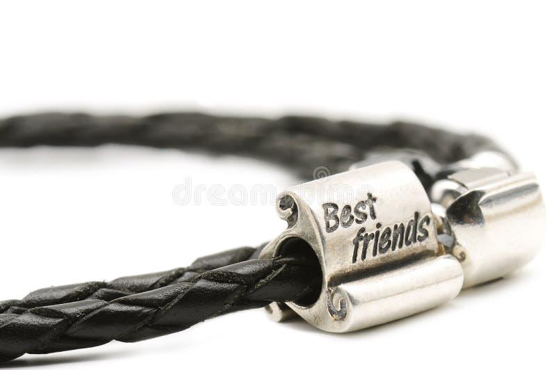 Melhores amigos Bracialet imagens de stock royalty free
