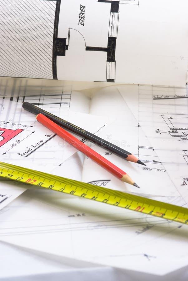 Download Melhoria da casa imagem de stock. Imagem de mesa, contratante - 12802465