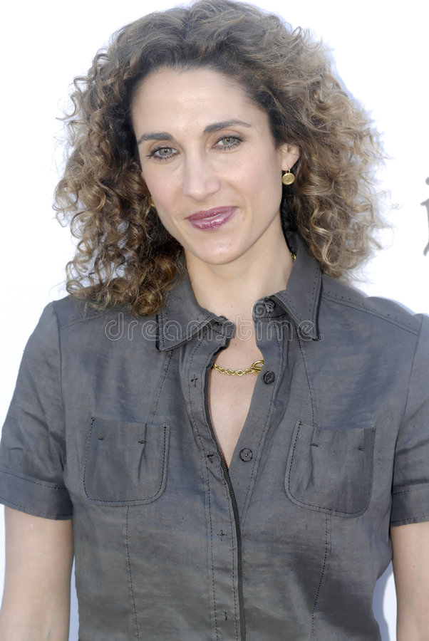 Download Melina Kanakaredes On The Red Carpet. Editorial Stock Photo - Image: 9131623
