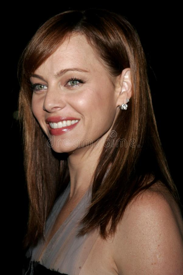 Melinda Clarke photo stock