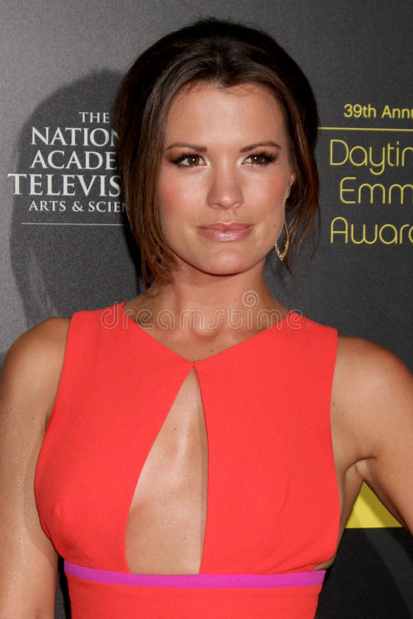 Download Melissa Claire Egan Arrives At The 2012 Daytime Emmy Awards Editorial Photo - Image of hilton, hills: 25586756