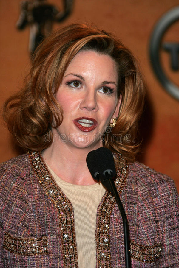 Melissa Gilbert photo libre de droits