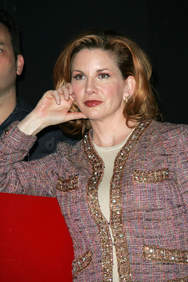 Melissa Gilbert. At the 11th Annual Screen Actors Guild Awards Nominations Announcement, Pacific Design Center, West Hollywood, CA 01-11-05 stock images