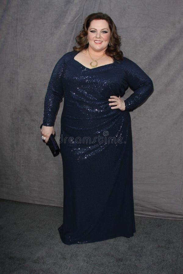 Melissa McCarthy at the 17th Annual Critics' Choice Movie Awards, Palladium, Hollywood, CA 01-12-12 stock photography