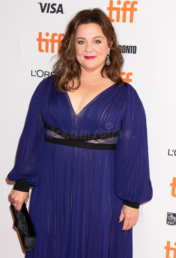Free Melissa McCarthy At Can You Ever Forgive Me At TIFF2018 Premiere Stock Photos - 125749493