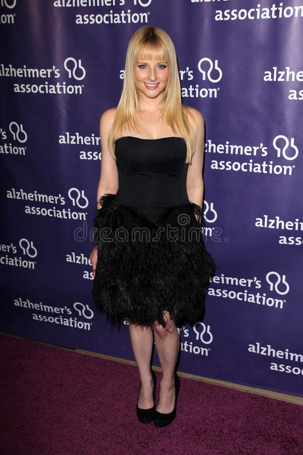 Download Melissa Rauch editorial stock image. Image of alzheimer - 25258049