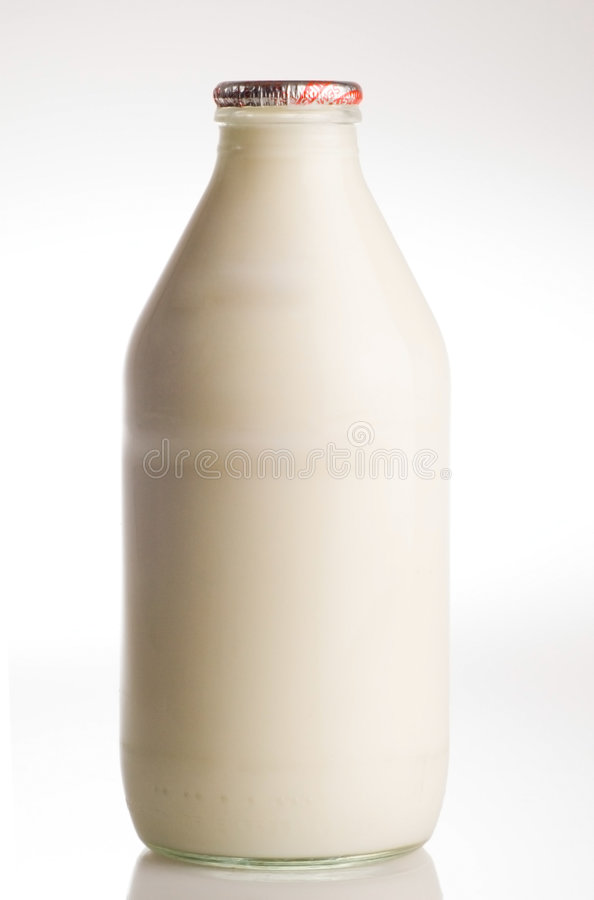 Melk royalty-vrije stock afbeelding