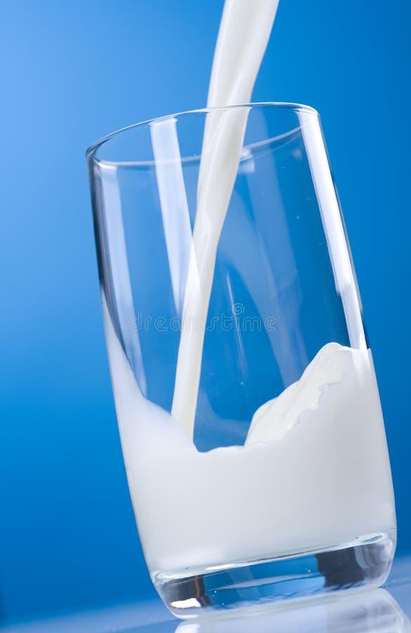 Melk stock fotografie