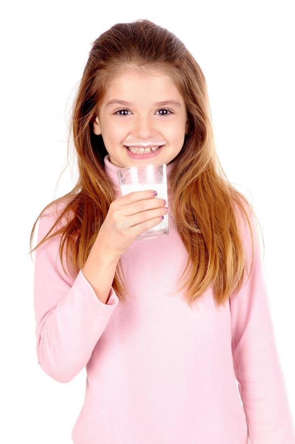 Melk stock afbeelding