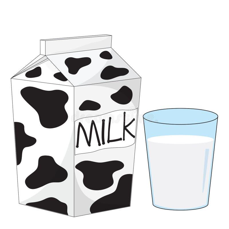 Melk vector illustratie