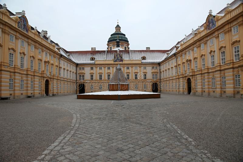 Download Melk Abbey, Austria stock image. Image of medieval, palace - 59477297