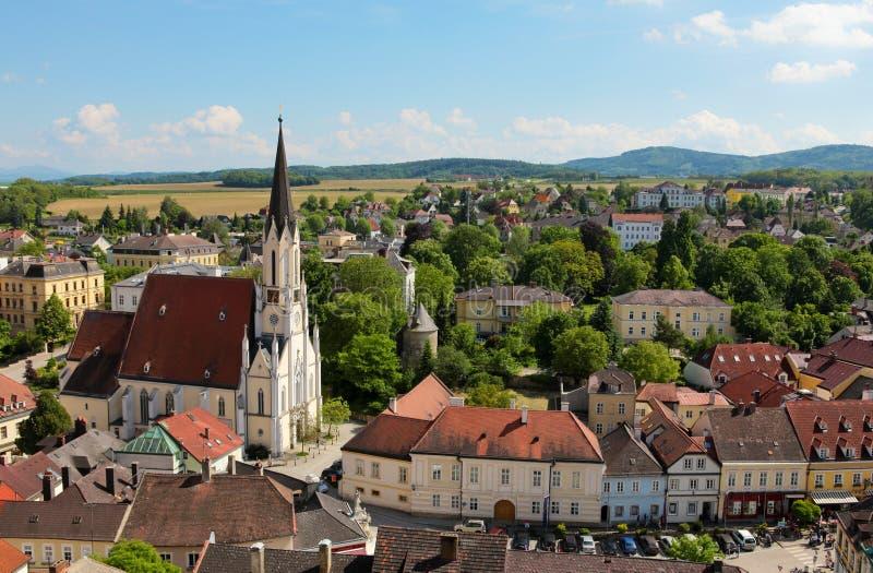 Melk in Austria più meridionale fotografia stock