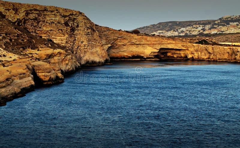 Mellieha Malta royalty free stock images