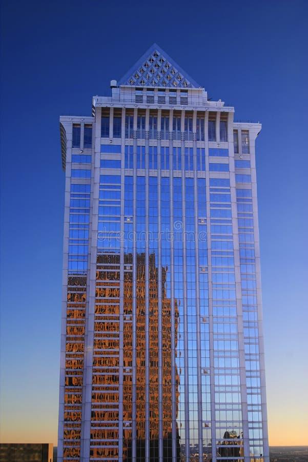 Mellon Bank Building stock image