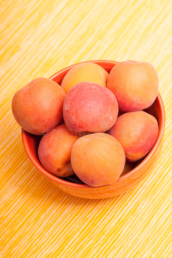 Download Mellow Apricots In Vertical Format Stock Photo - Image: 25814046