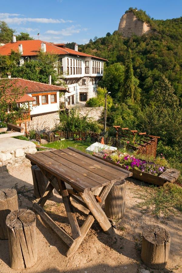 Melnik Landscape stock photos