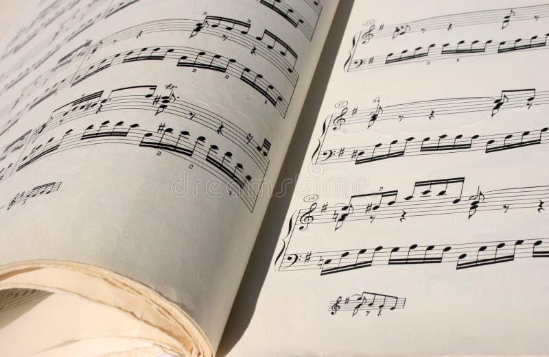 Melodia clássica, música da arte imagem de stock royalty free