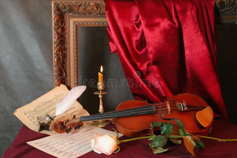 melodia skrzypce obrazy royalty free