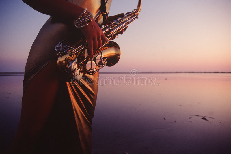 melodisaxofonvatten