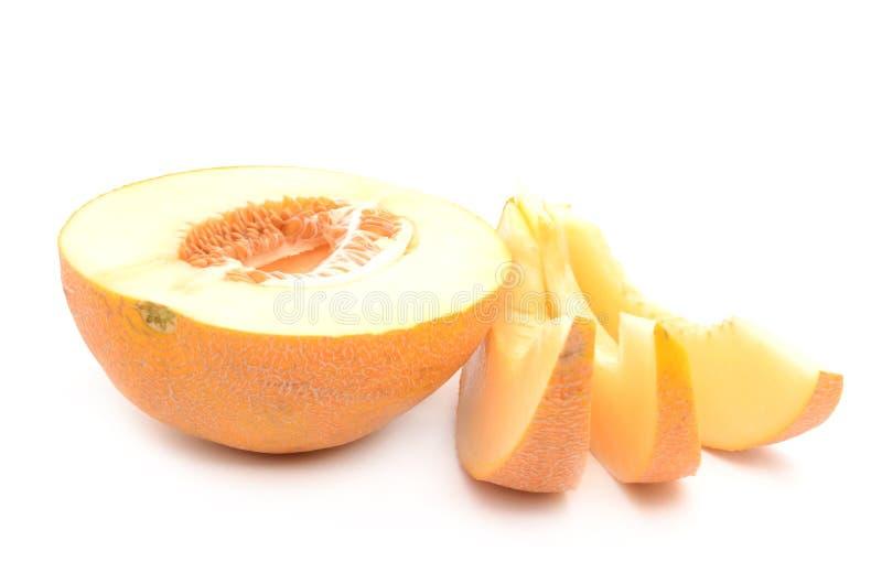 meloen stock afbeelding