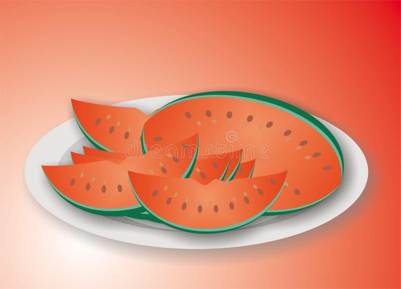 Meloenen royalty-vrije stock foto