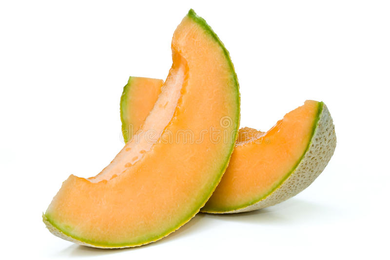 Download Melon stock photo. Image of slices, isolated, cantaloupe - 10832438