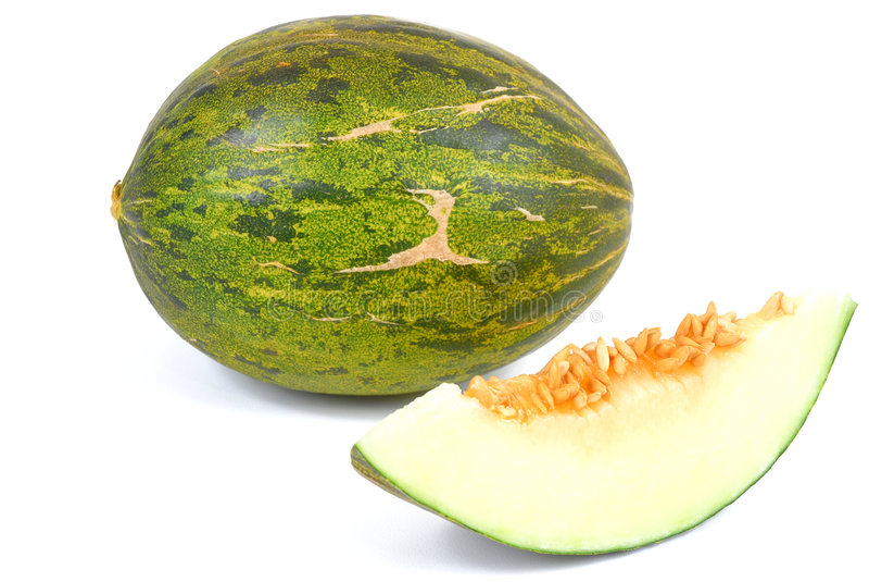 melon royaltyfria foton