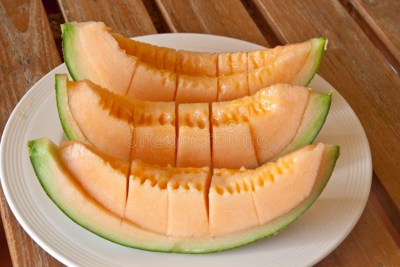 Download Melon fotografering för bildbyråer. Bild av tropiskt - 27284383