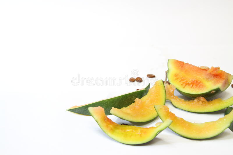 Melon fotografia stock