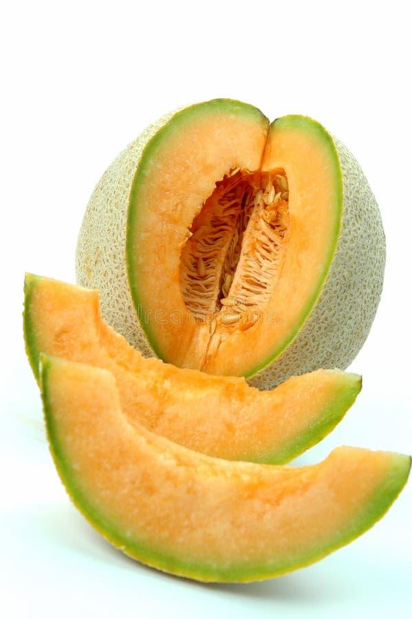 Melon d'Athéna images libres de droits